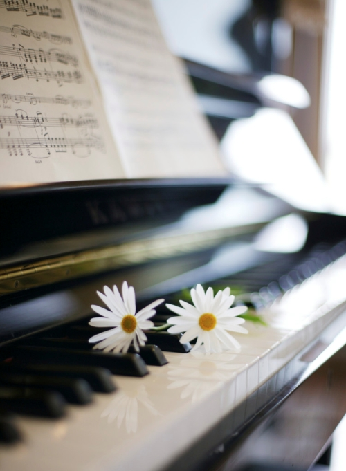piano para ceremonia