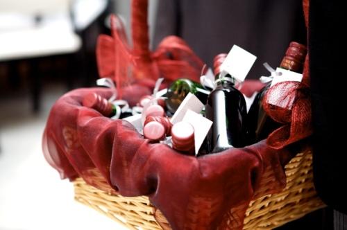 miniaturas de vino para invitados