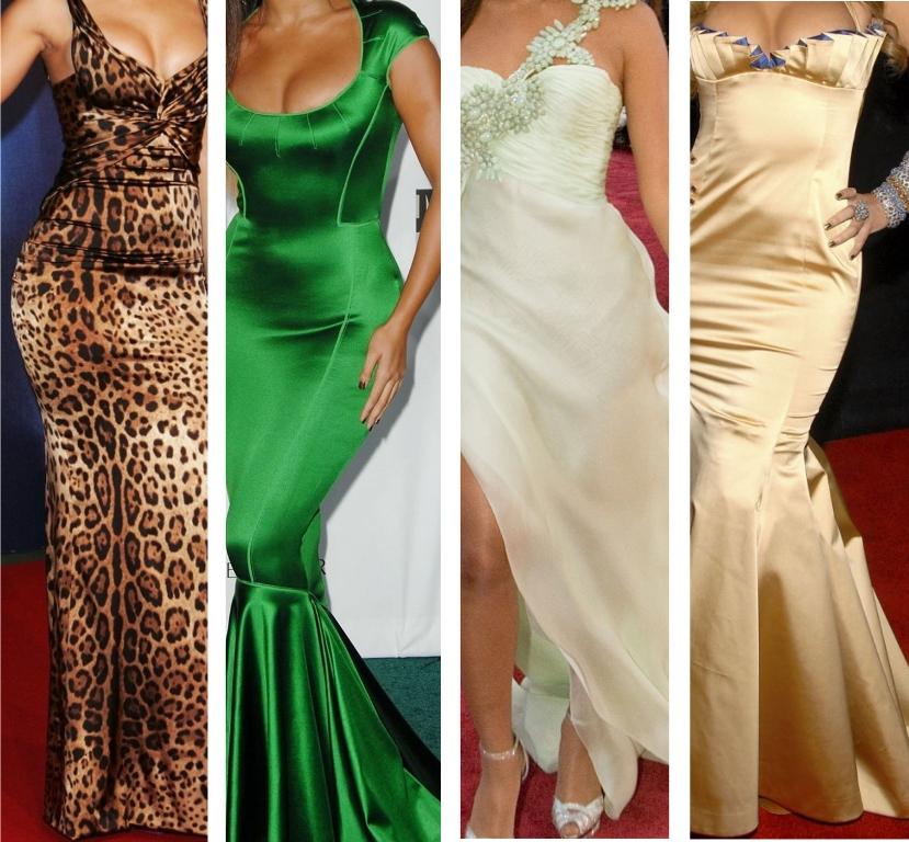 Los mejores vestidos taringa for Boda en jardin como vestir